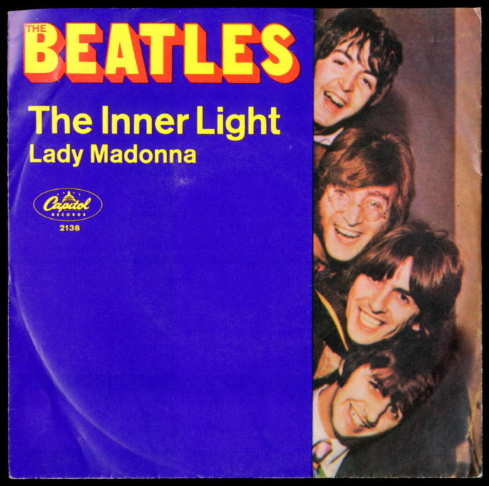 The Beatles Lady Madonna The Inner Light