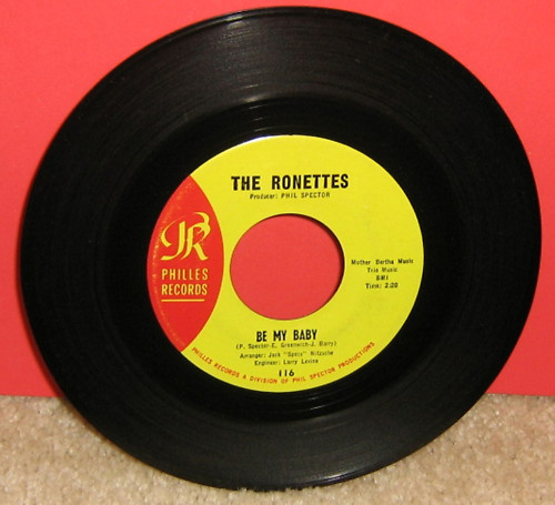The Ronettes The Best Part Of Breaking Up