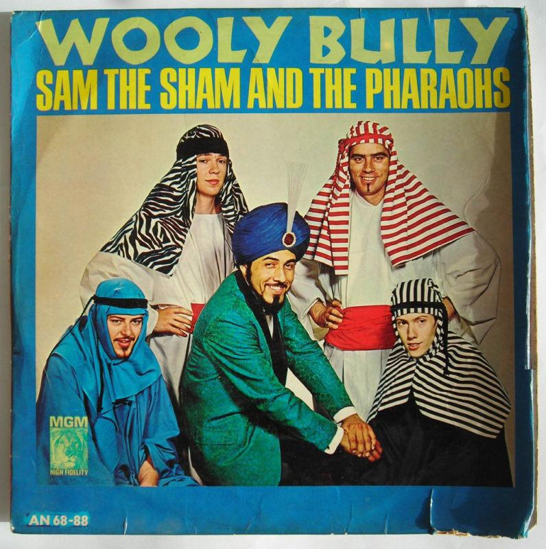 Sam The Sham & The Pharaohs - Black Sheep