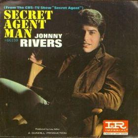 Secret Agent Man Слушать