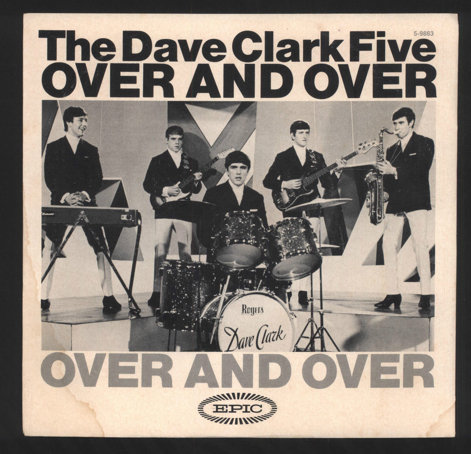 Image result for the dave clark 5 pictures