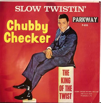 Chubby Checker The Twist Twistin USA
