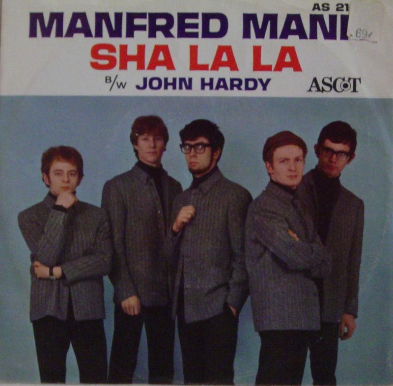 manfred mann singles in the sixties Hattingen