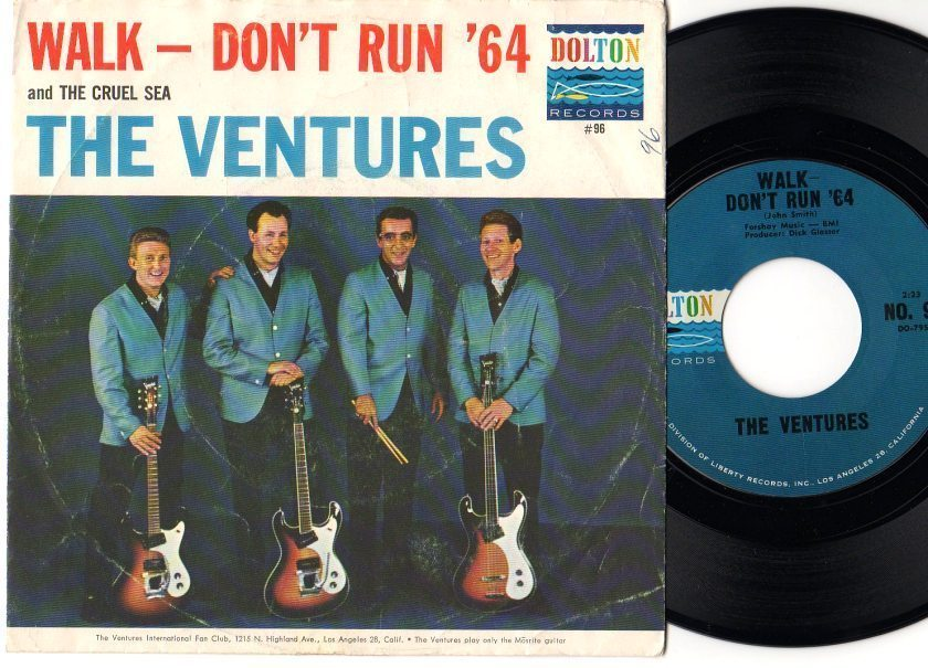 Ventures Walk Don't Run Walk Don't Run '64 by The