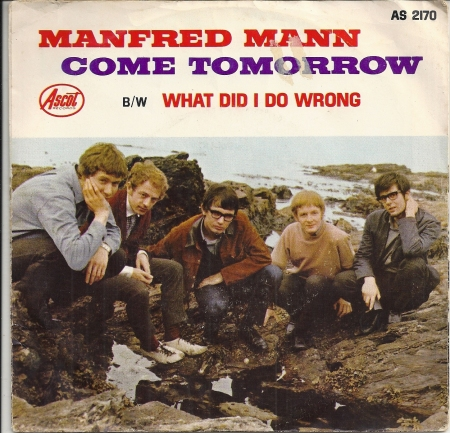 Come Tomorrow Manfred Mann