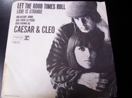 let the good times roll caesar & cleo