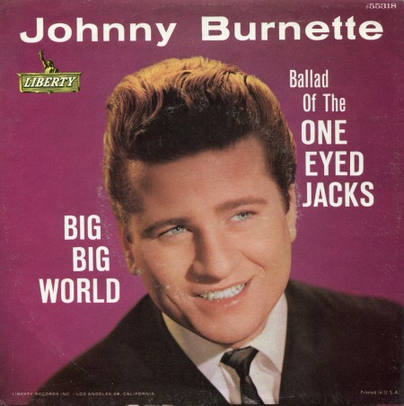 big wide world johnny burnette