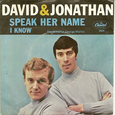 Speak Her Name  David & Janathan