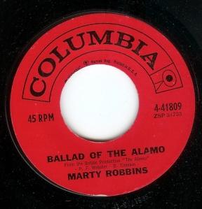 Ballad of the alamo