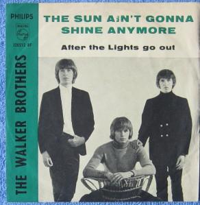 the sun ain't gonna shine anymore