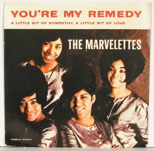 you're my remedy marvelettes