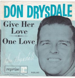 don drysdale give her love