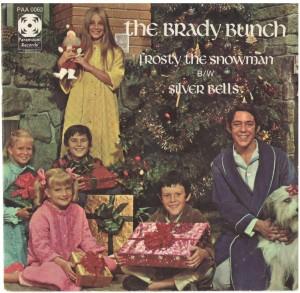 brady bunch frosty the snowman